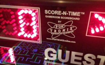 Keeping Score in the Game Room